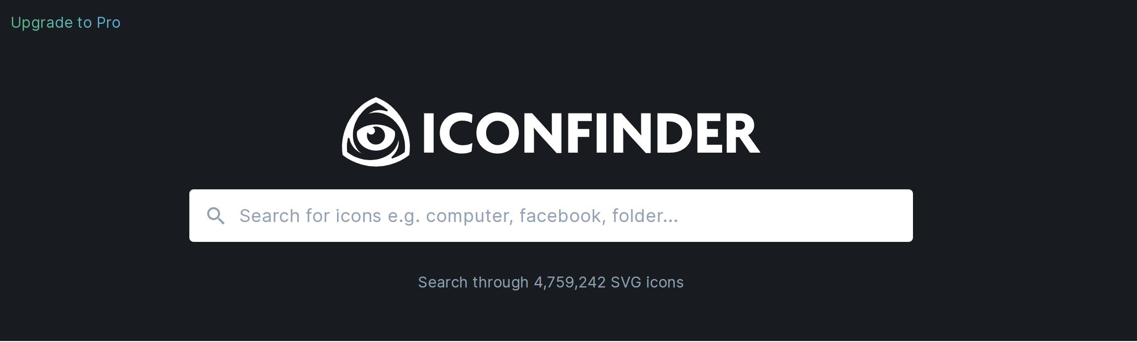 2- Icon Finder